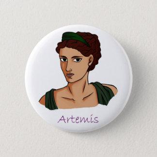 Artemis Badge Button