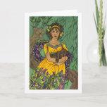 Artemis Brauronia Greeting Card