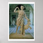 Artemis el Huntress Póster
