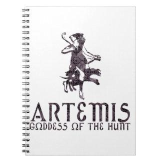 Artemis Libro De Apuntes