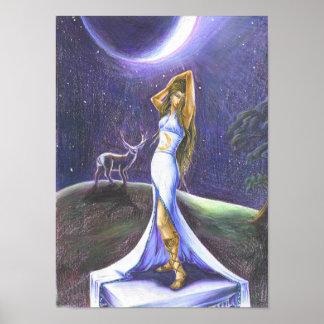 Artemis Posters