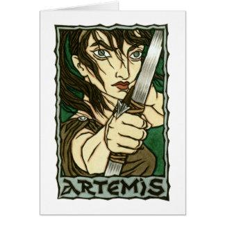 Artemis Felicitaciones