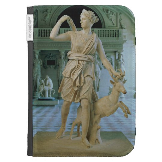 Artemis the Huntress, known as the 'Diana of Versa Case For Kindle