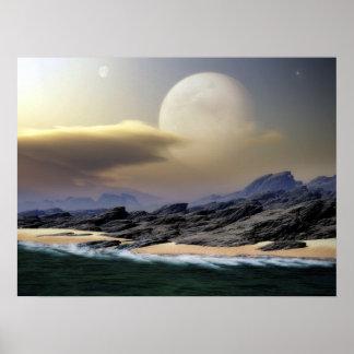 Artemis Tide Poster