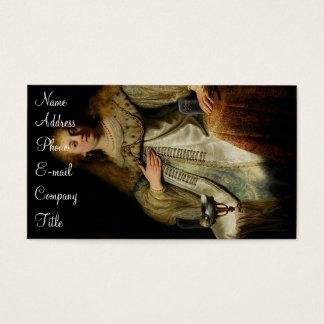 'Artemisia' Business Card