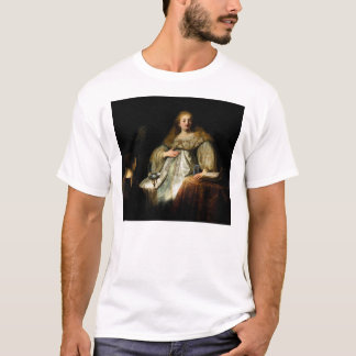 Artemisia by Rembrandt (1634) T-Shirt
