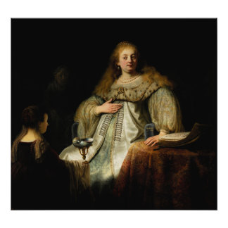 Artemisia by Rembrandt Photograph