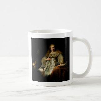 Artemisia by Rembrandt van Rijn Coffee Mug
