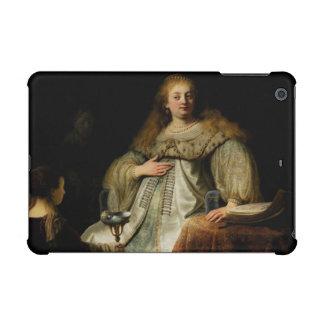 Artemisia by Rembrandt van Rijn iPad Mini Retina Case