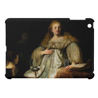 Artemisia by Rembrandt van Rijn iPad Mini Cover