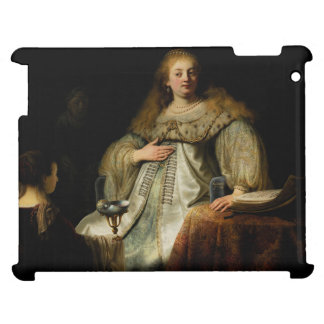 Artemisia by Rembrandt van Rijn Cover For The iPad