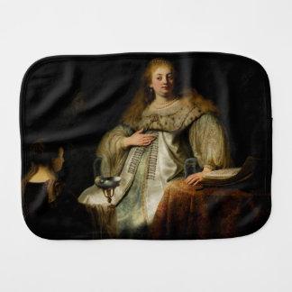 Artemisia de Rembrandt Van Rijn Paños Para Bebé