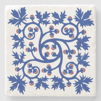 Artemisia Floral Coaster
