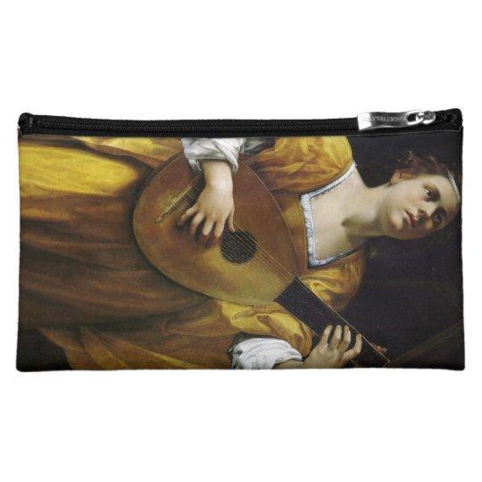 Artemisia Gentileschi Art Makeup Bag