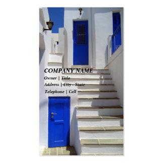 Artemonas – Sifnos Business Card Templates