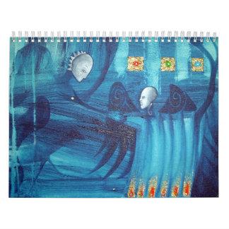 arteology 2009 wall calendars