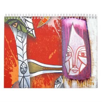 arteology 2011 wall calendar