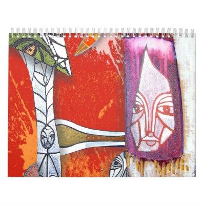 arteology 2011 calendarios