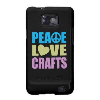 Artes del amor de la paz galaxy s2 carcasa