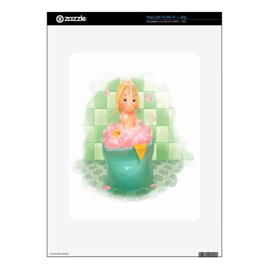 artes electrónicos calcomanías para el iPad
