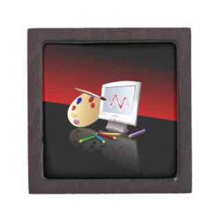 Artes gráficos cajas de recuerdo de calidad