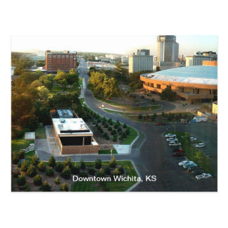 Artes interpretativas Wichita céntrica, Kansas Postales