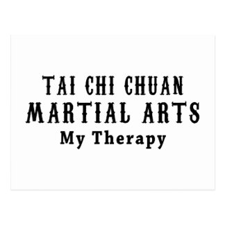 Artes marciales de Chuan de la ji del Tai mi terap Tarjetas Postales