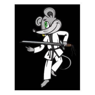 Artes marciales del ratón postal