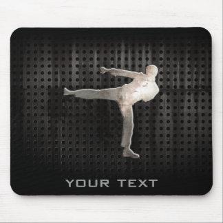 Artes marciales frescos mouse pad