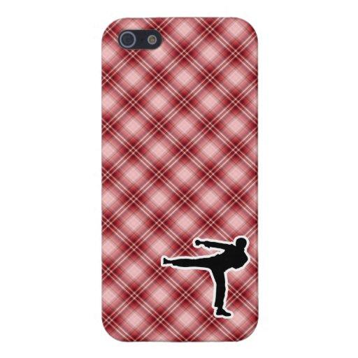 Artes marciales iPhone 5 fundas
