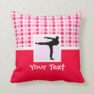 Artes marciales lindos almohada