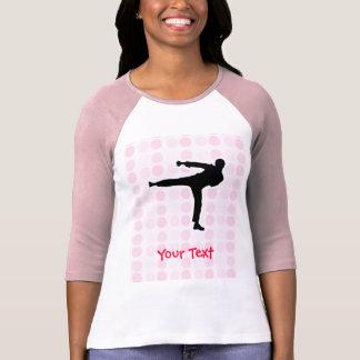 Artes marciales lindos camisetas