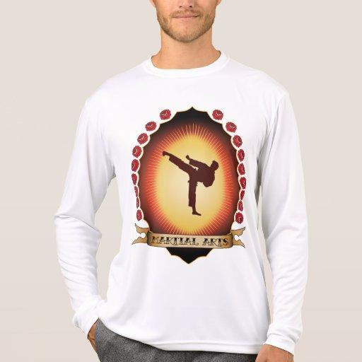 Artes marciales Mandorla Camiseta