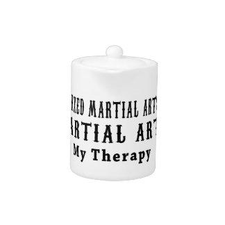 Artes marciales mezclados mi terapia
