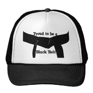 Artes marciales orgullosos ser un gorra de la corr