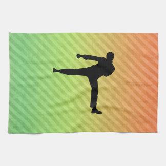 Artes marciales toallas