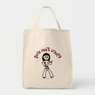 Artes marciales para mujer ligeros bolsa de mano