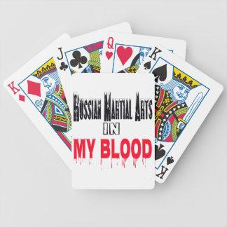 Artes marciales rusos en mi sangre