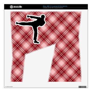 Artes marciales skins para xbox 360 s
