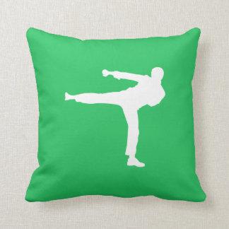 Artes marciales verdes de Kelly Cojin
