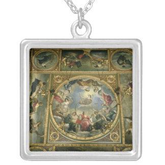 Artes y ciencias 1636 colgante personalizado