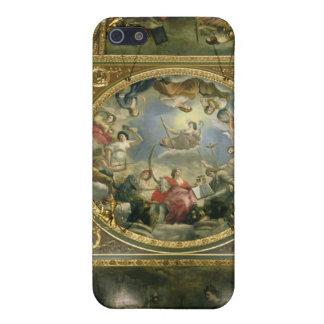 Artes y ciencias, 1636 iPhone 5 protectores