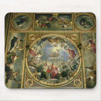 Artes y ciencias, 1636 tapetes de ratón