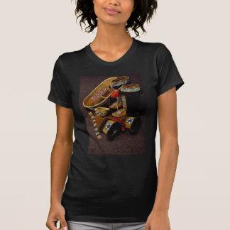 Artesanías indias de los indios de Athabaskan, Camiseta