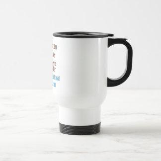 Artesano de la comida tazas de café