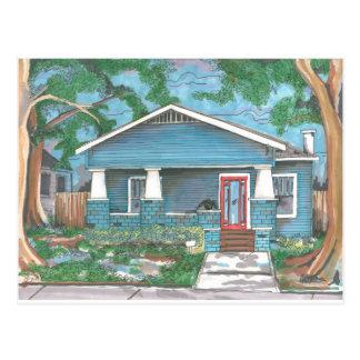 Artesano de Thompson Kellett Tarjetas Postales