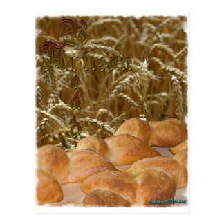 Artesano del pan postal
