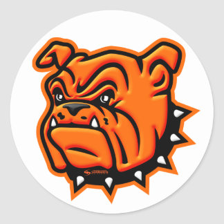 Artesia Big Bulldog Sticker