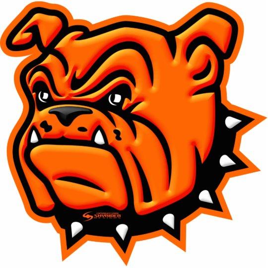 Artesia Bulldogs Pin Statuette