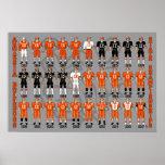 Artesia Bulldogs State Champs Uniform Poster